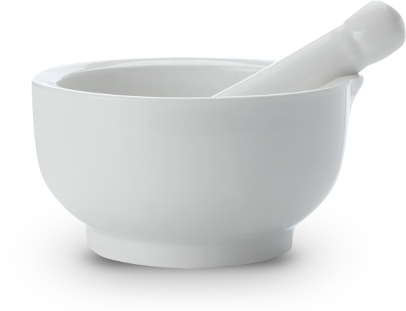 icon mortar and pestle