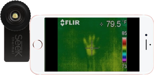 equipment thermal imaging